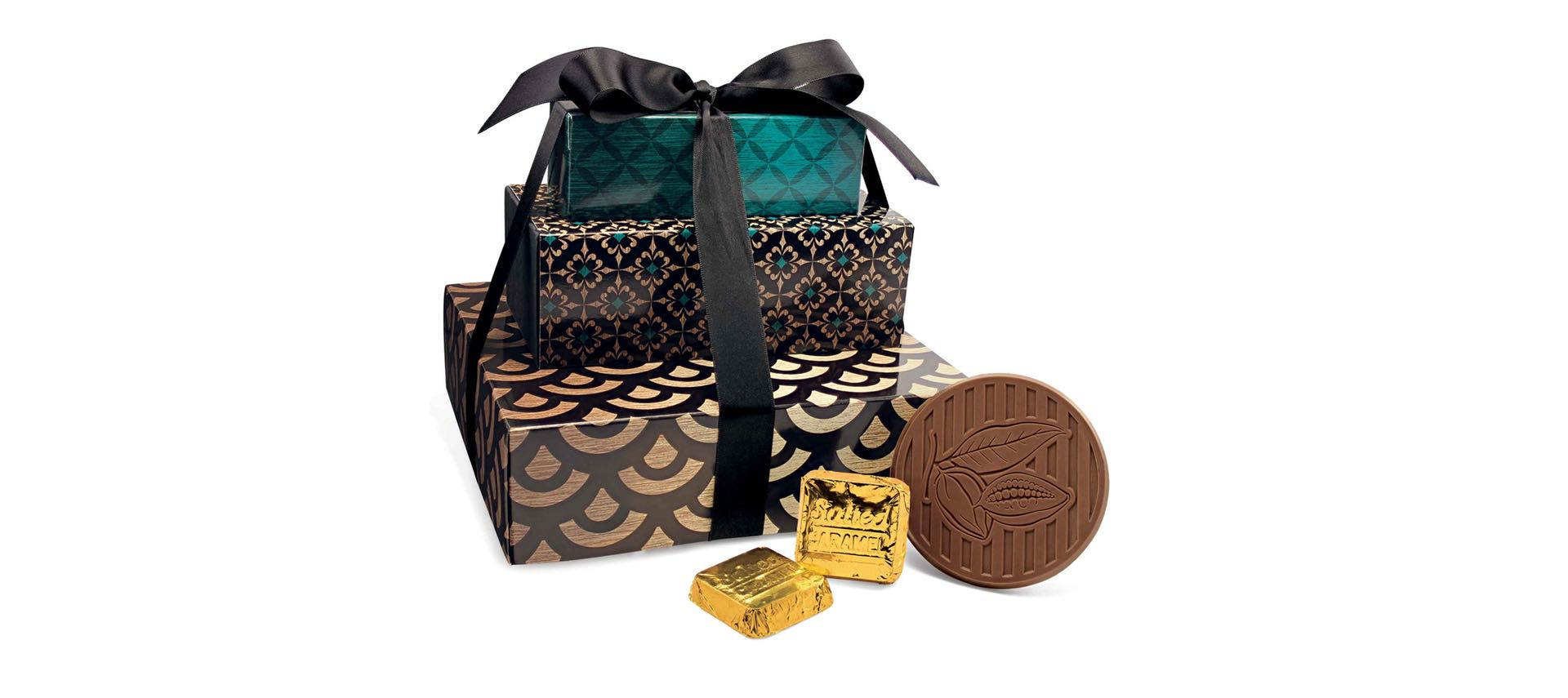 Best holiday chocolate gift baskets