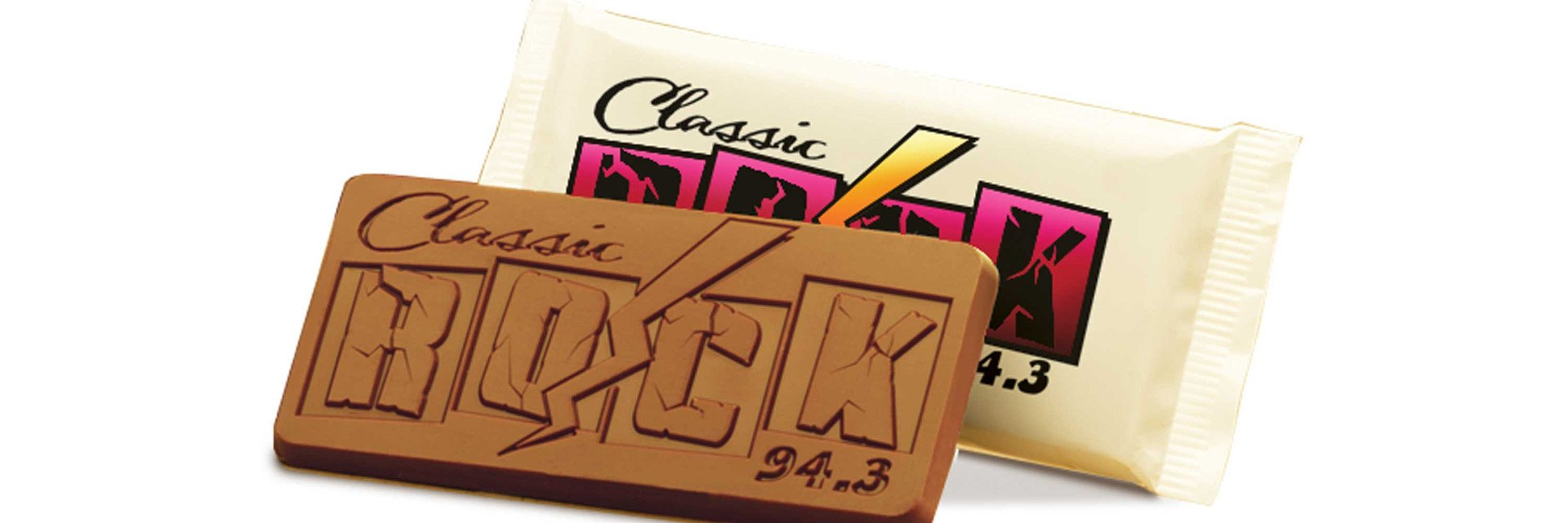 fundraising chocolate bar