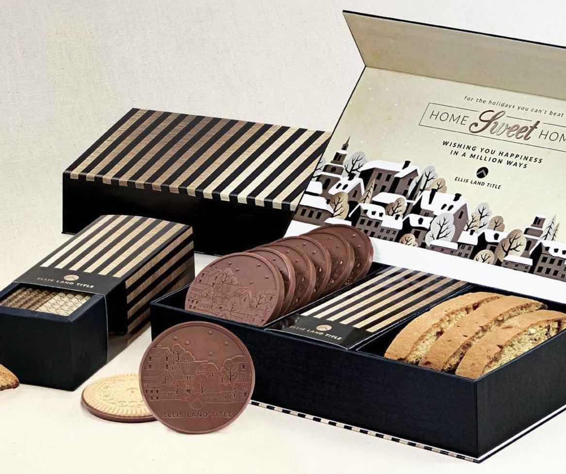 Corporate Custom Business Gift Box