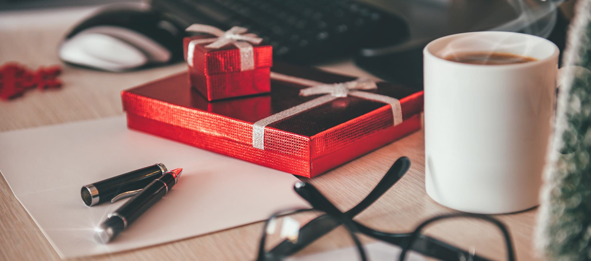 Employee gift ideas made of chocolate