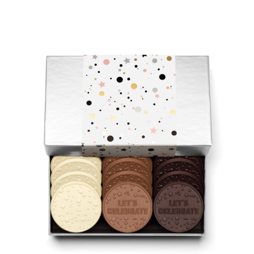 Celebration 12-Piece Chocolate Gift Cookie Set