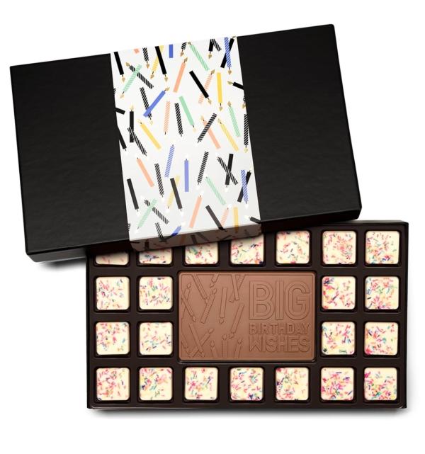 Happy Birthday 23-Piece Chocolate Gift Ensemble