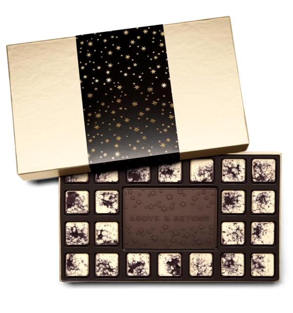 Appreciation 23-Piece Chocolate Gift Ensemble