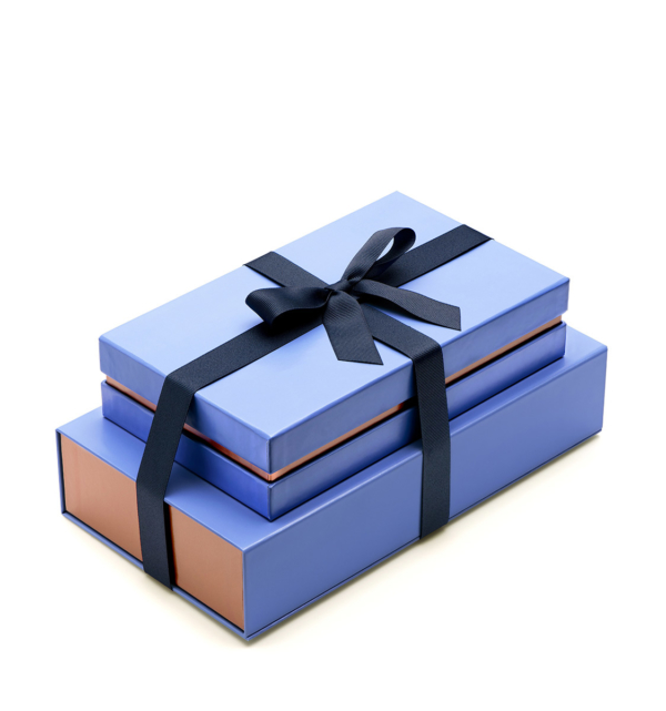 ready-gift-chocolate-SHX230720T-signature-gourmet-popcorn-cookies-luxury-tasting-box-2-piece-gift-tower-2
