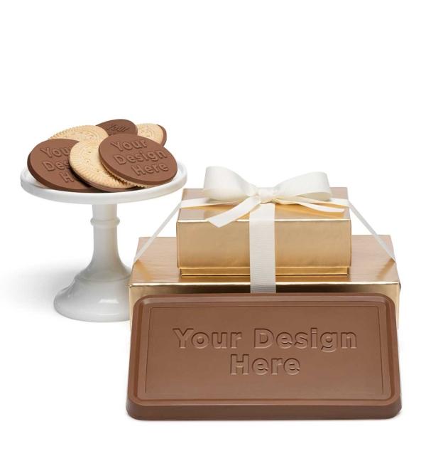 fully-custom-chocolate-8202-grand-2-piece-gift-tower-cookies-bar-fully-custom-1