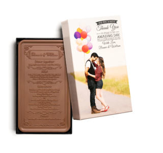 Personalized Chocolate Possibilities for Your Wedding