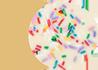 Cake & Sprinkles with Sugar Cookie Flavor Image