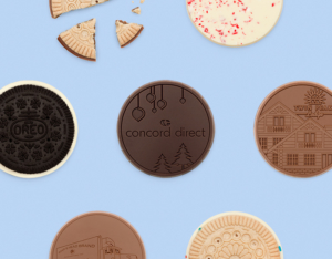 The versatile gift of custom branded chocolate