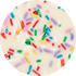 Cake & Sprinkles Flavor Image