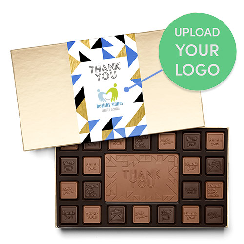 Customize with your own logo