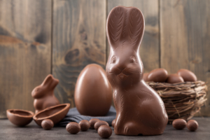 Why Do We Eat Chocolate Eggs and Bunnies at Easter?
