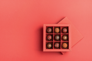 How To Congratulate with a Chocolate?
